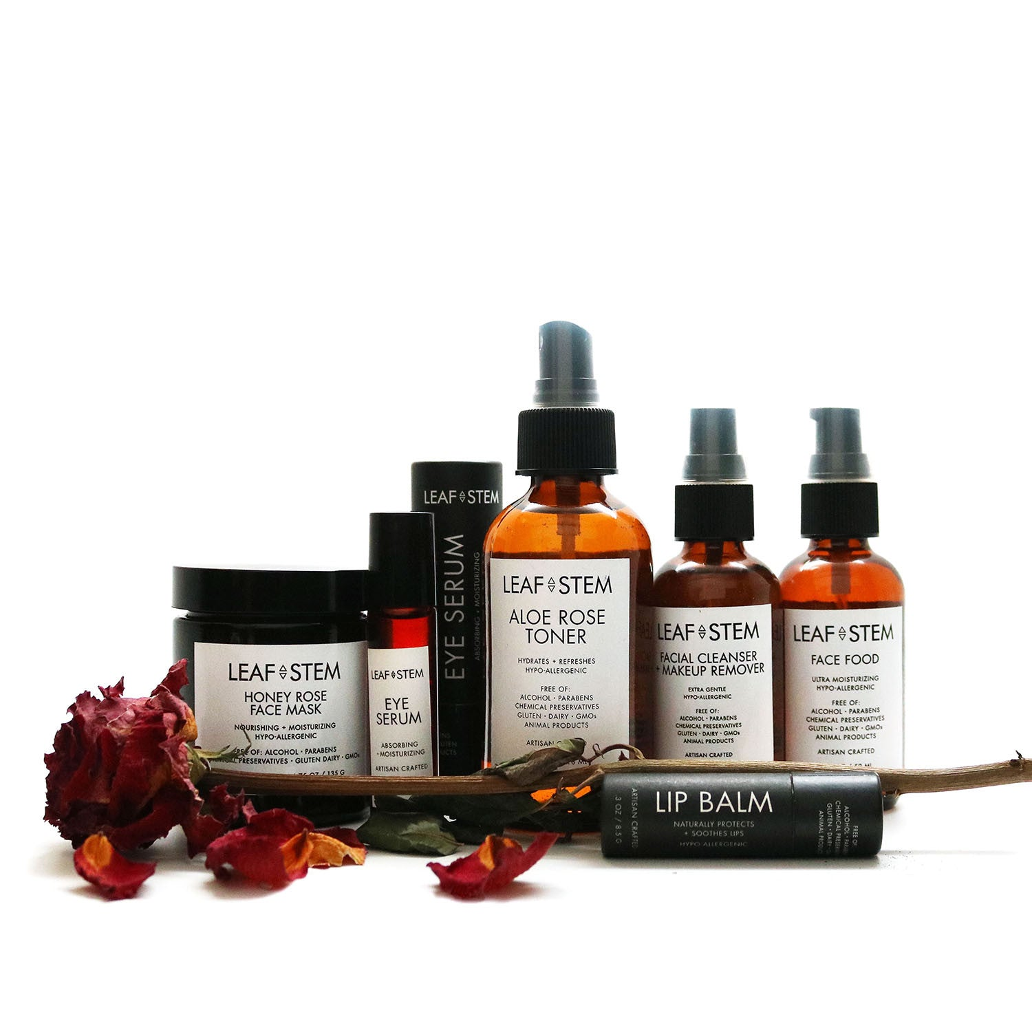 Deluxe Beauty Kit - Leaf and Stem