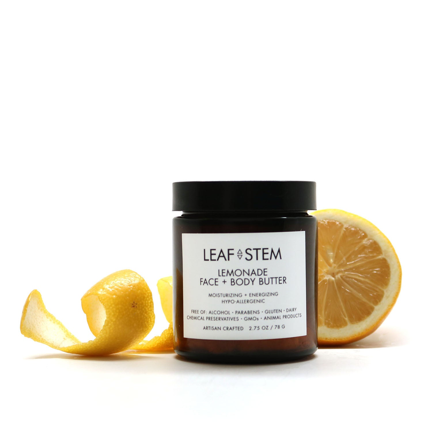 Lemonade Face + Body Butter - Leaf and Stem