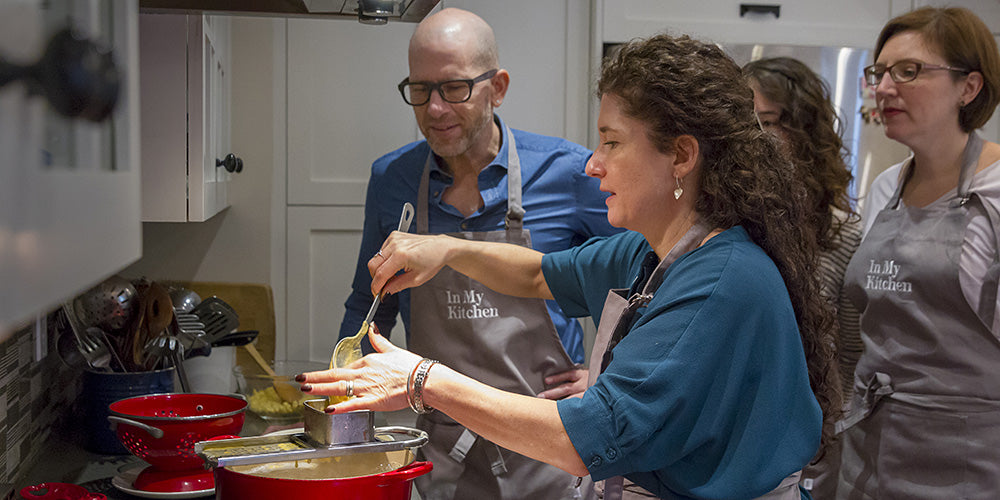 Swiss Cooking with Céline