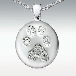 Custom paw or nose print Charm