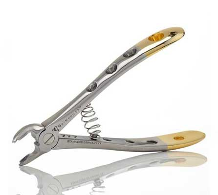 Atraumatic Dental Forceps