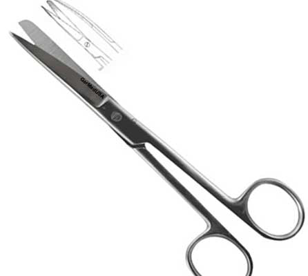 Operating Scissors Sharp/Blunt