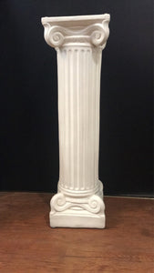 Greek Pedestal Column