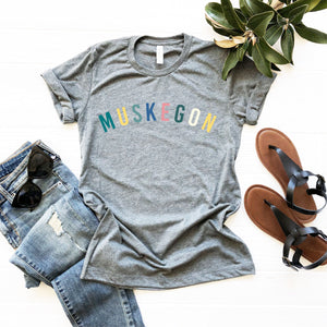 Muskegon T Shirt