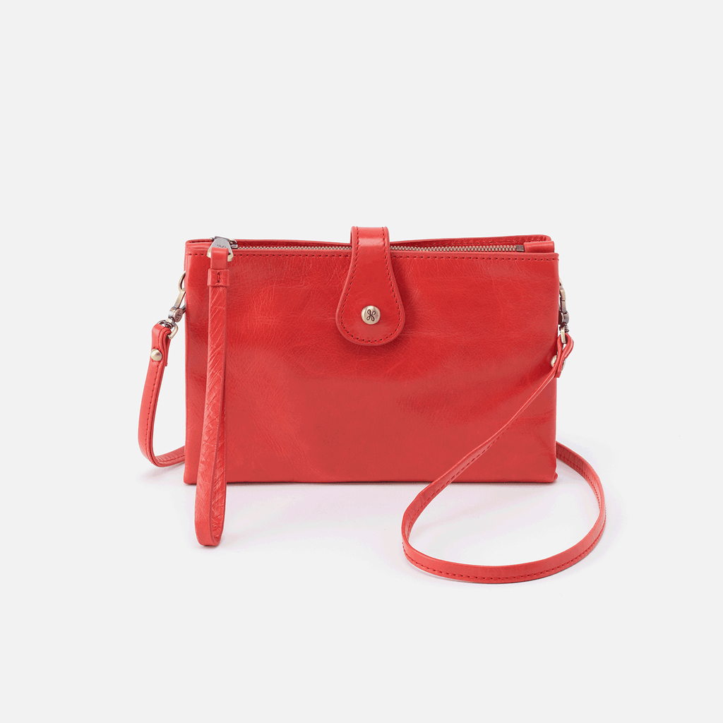 Reveal Leather Crossbody