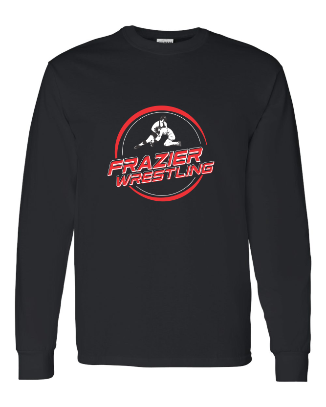 Frazier Wrestling Long Sleeve T-Shirt