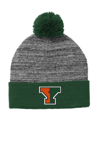 Yough Cougars Embroidered Beanie