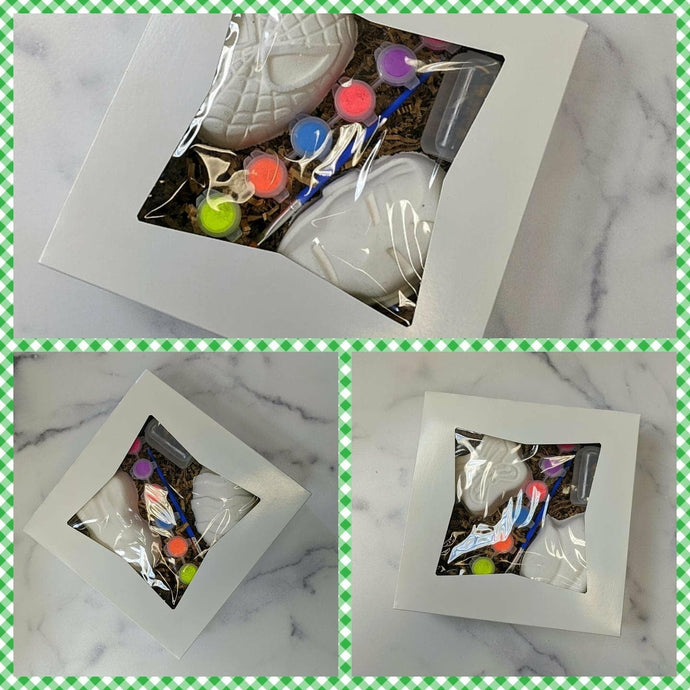 Bath Bomb Paint Kit - EASTER