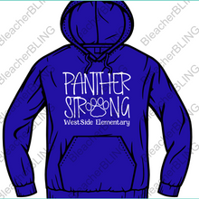 WES Strong Sweatshirt
