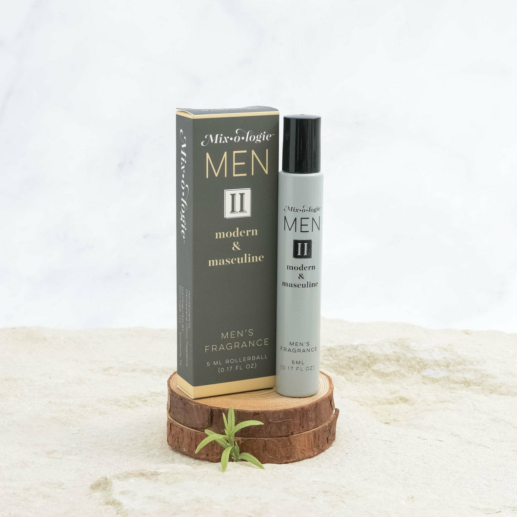 Mix-o-logie MENS Fragrance Rollerball