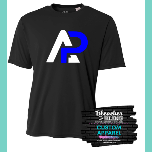 AP Dri Fit Short Sleeve T-shirt