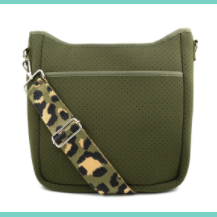 Neoprene Crossbody Purse