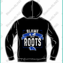 WES Blame it all on my ROOTS Crewneck Sweatshirt