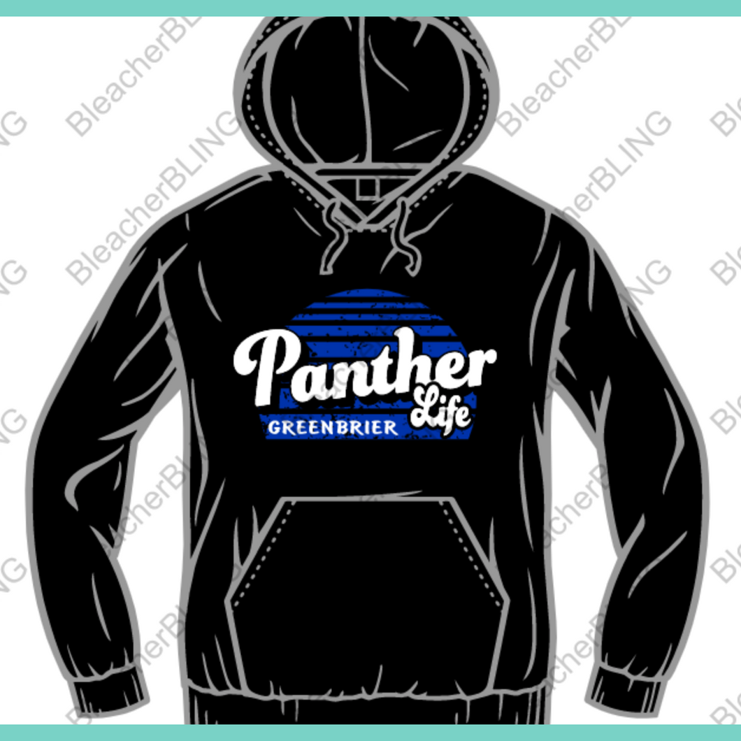 GMS Panther Life Hoodie
