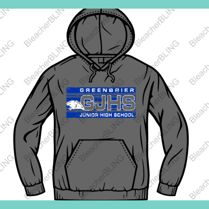 GJHS Traditional Hoodie