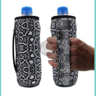 Lit Can Cooler WaterBottle Cover
