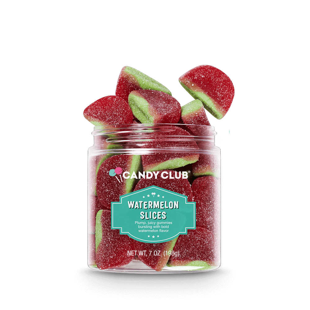 Candy Club Watermelon Slices