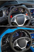 DynaCarbon™️ Carbon Fiber Speedometer Surround Trim for Chevrolet Corvette 2014-2019