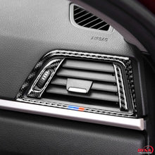 DynaCarbon™️ Carbon Fiber 1 PC Right Side Air Outlet Trim Overlay for BMW F22 F30 F32 F34