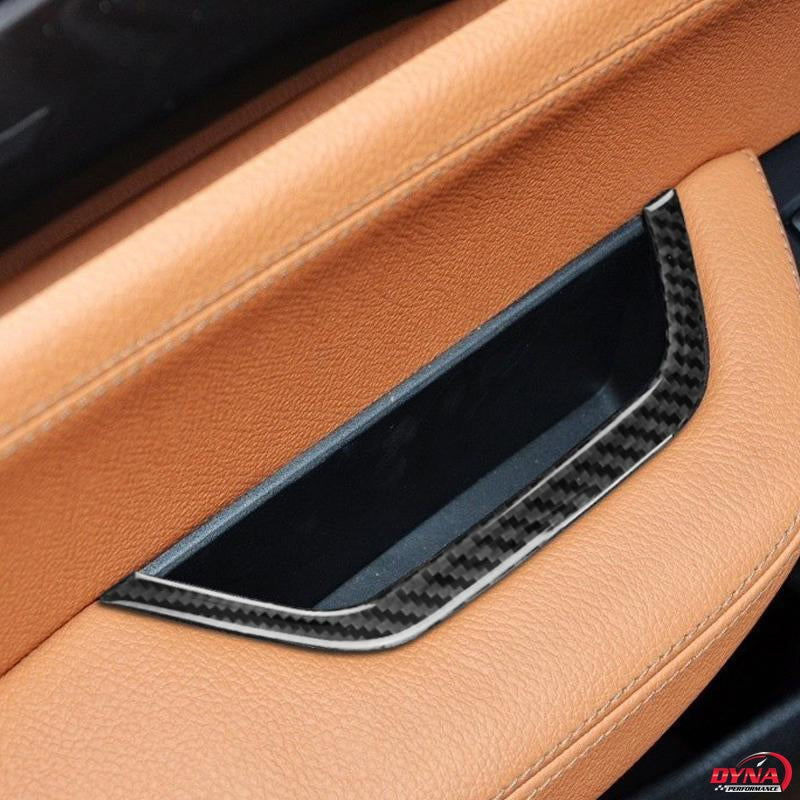 DynaCarbon™️ Carbon Fiber Door Inner Handle Trim for BMW X3 F25 X4 F26