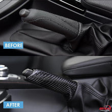 DynaCarbon™️ Full Carbon Fiber Handbrake Replacement for BMW