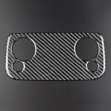 DynaCarbon Carbon Fiber Dome Light Trim (Without Hole) For Ford Mustang 2005-2009