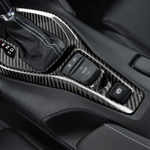 DynaCarbon™️ Hard Genuine Carbon Fiber Gearshift Panel For Chevrolet Camaro 2016-2019