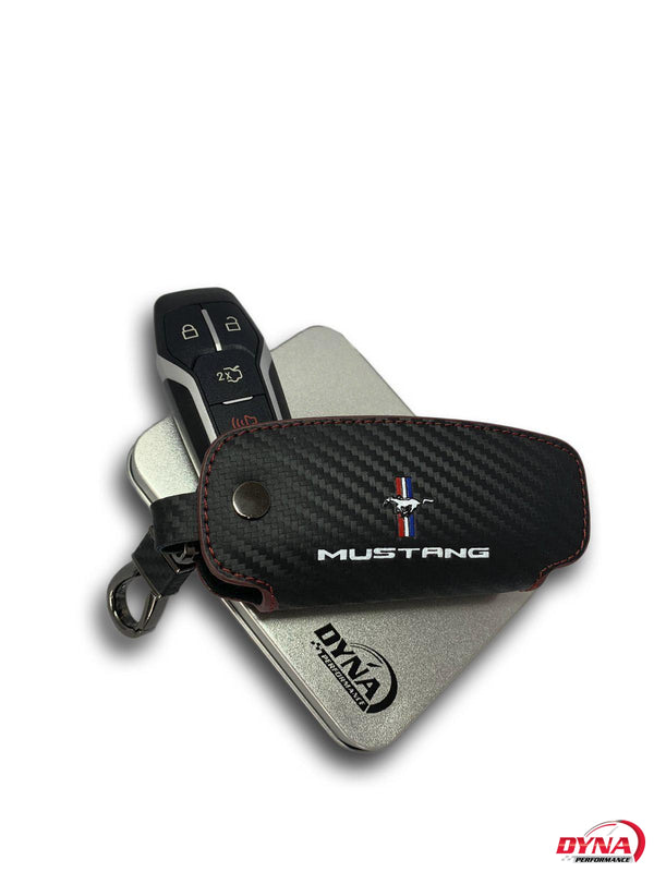 Ford Mustang Carbon Fiber Key Cover