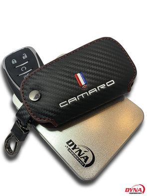 Chevrolet Camaro Carbon Fiber Key Cover