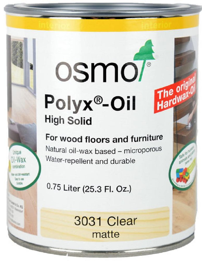 Osmo Polyx-Oil 3031 Clear Matte