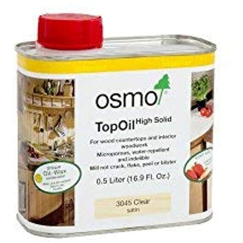 Osmo Top Oil 3045 Clear Satin