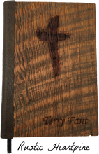 Wooden Journal - Medium