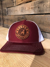 Wood Patch Hat- Alabama
