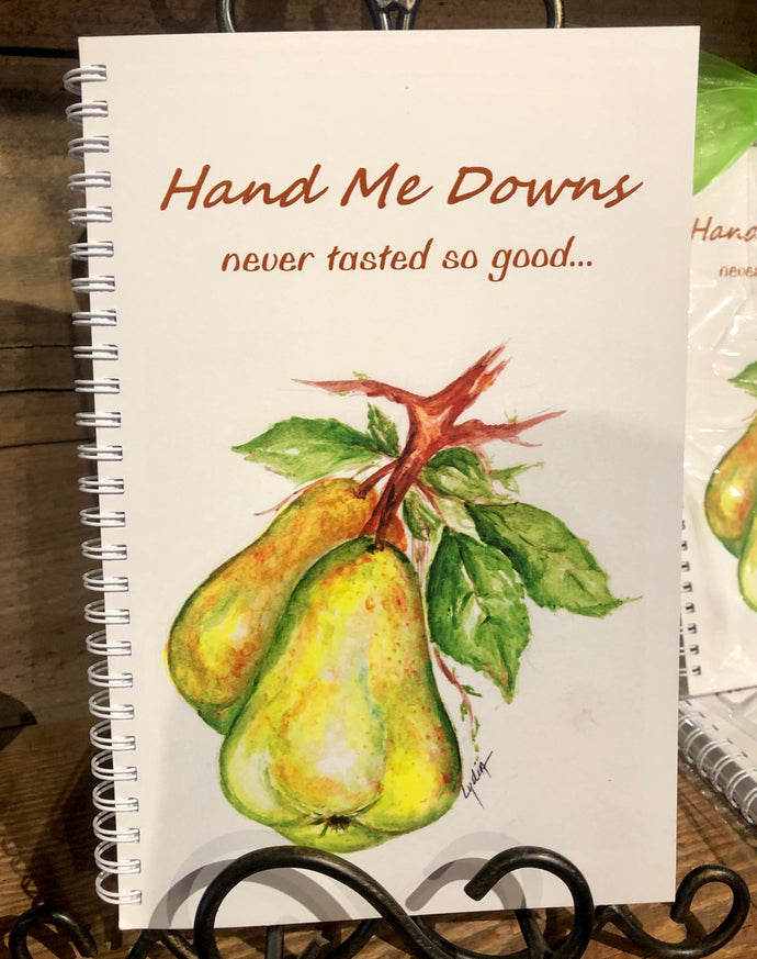 Hand Me Downs Cookbook