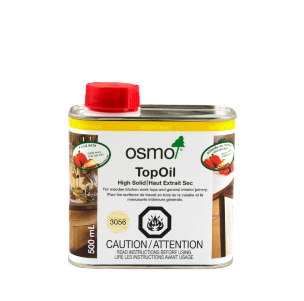 Osmo Top Oil 3056 Clear Matte