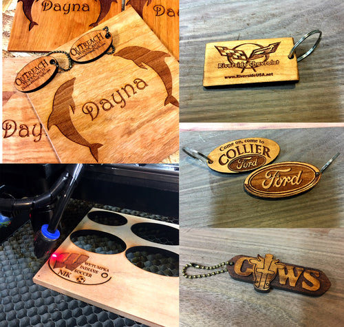 Laser Engraving/Cutting Service