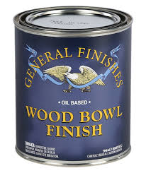 General Finishes, Wood Bowl Finish (Qt)