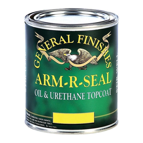 General Finishes, Arm-R-Seal Oil Based, Gloss (Qt)