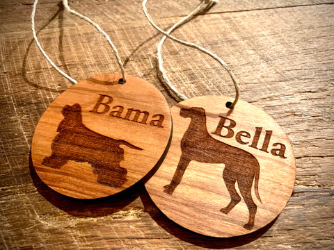 Pet Breed Ornament