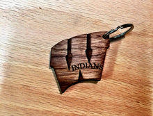 Wooden Key Chain- Wetumpka Indians
