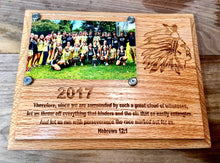 Custom Wooden Plaque and Signs