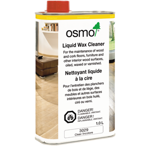 Osmo Liquid Wax Cleaner 3029 Clear