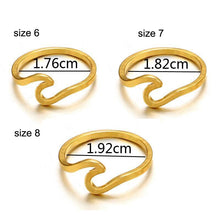 Wave Ring - Generic247