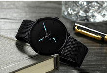 Men's Luxury Quartz Watch