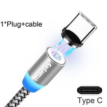 Magnetic Suction USB Charger