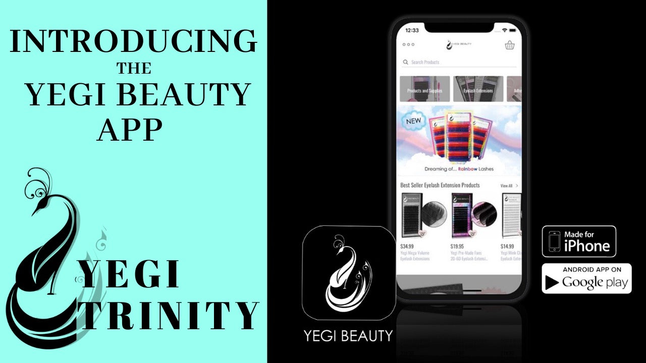 Introducing The Yegi Beauty App