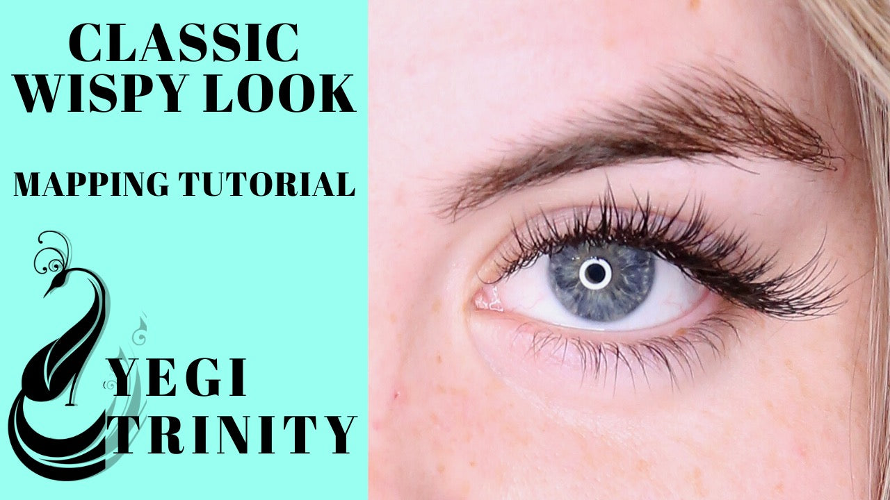 Classic Wispy Look Mapping Tutorial