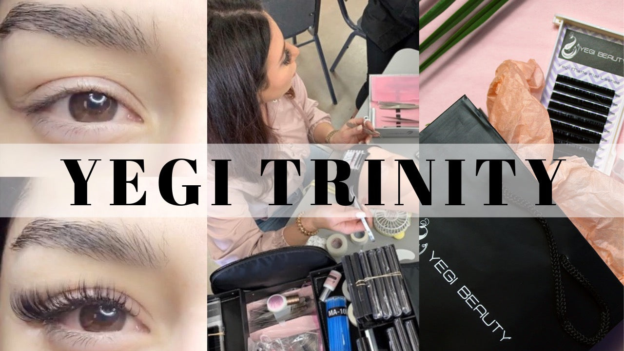 Yegi Trinity - Yegi Mink Blonde & Brown Lashes | New Yegi Beauty Product