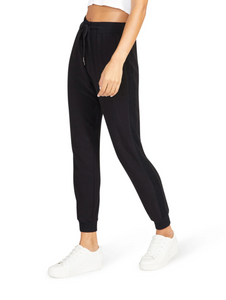 Cozy sexy cool jogger - black
