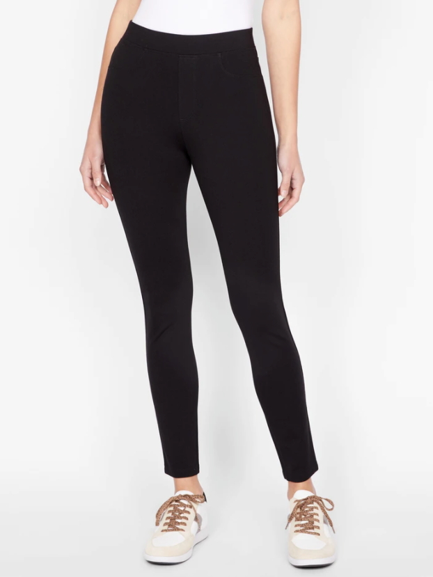 Runway legging - black